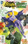 Batman '66 Meets Green Hornet (2014) 1A
