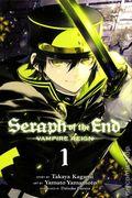 Seraph of the End: Vampire Reign GN (2014 Viz Digest) 1-1ST
