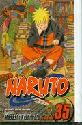 Naruto HC (2003- Library Edition Digest) 35-1ST