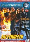 Fantastic Four Official Movie Magazine (2005) 2005B