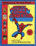 Mighty Marvel Comic Convention Program Book (1975) 1975