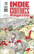 Indie Comics Magazine (2011 Aazurn Publishing) 5B