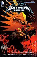 Batman and Robin HC (2012-2015 DC Comics The New 52) 4-1ST