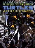 Teenage Mutant Ninja Turtles Artobiography HC (2013 IDW) 1-1ST