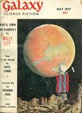 Galaxy Science Fiction (1950 pulp/digest) Vol. 14 #1