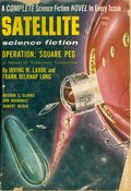 Satellite Science Fiction (1956-1959 Renown Publications) Pulp Vol. 1 #4
