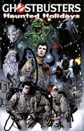 Ghostbusters Haunted Holidays TPB (2010 IDW) 1-REP
