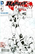Harley Quinn (2013) 1E