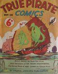 True Pirate Comics (Australian Series 1950 Frank Johnson Publications) 14