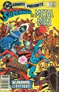 DC Comics Presents (1978 DC) Mark Jewelers 70MJ