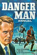 Danger Man Annual HC (1965 UK) 1-1ST