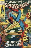 Amazing Spider-Man (1963 1st Series) UK Edition 84UK