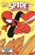 Spidey and the Mini Marvels Halloween Ashcan (2003) 0