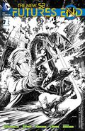 New 52 Futures End (2014) 1A.SKETCH