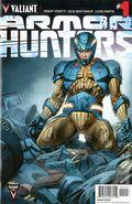 Armor Hunters (2014 Valiant) 1D