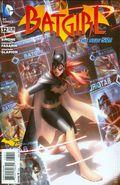 Batgirl (2011 4th Series) 32A