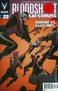 Bloodshot and Hard Corps (2012 3rd Series) 23A