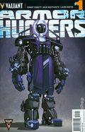 Armor Hunters (2014 Valiant) 1B
