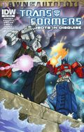 Transformers (2012 IDW) Robots In Disguise 30RI