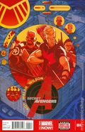 Secret Avengers (2014 3rd Series) 4A