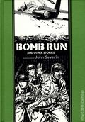 Bomb Run and Other Stories HC (2014 Fantagraphics) 1-1ST