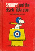 Snoopy and the Red Baron HC (1966 HRW) 1N-1ST