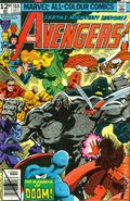 Avengers (1963 1st Series) UK Edition 188UK