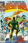Marvel Super Heroes Secret Wars (1984) Mark Jewelers 11MJ