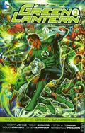 Green Lantern War of the Green Lanterns TPB (2012 DC) 1-REP