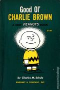 Good Ol' Charlie Brown SC (1957 Holt) A New Peanuts Book 1-1ST