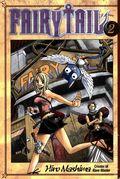 Fairy Tail TPB (2008-2018 Del Rey/Kodansha Digest) 2-1ST