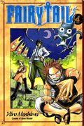 Fairy Tail TPB (2008-2018 Del Rey/Kodansha Digest) 4-1ST
