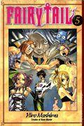 Fairy Tail TPB (2008-2018 Del Rey/Kodansha Digest) 5-1ST