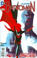 Batwoman (2011 2nd Series) 32A
