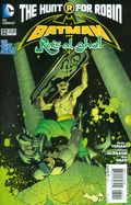 Batman and Robin (2011 2nd Series) 32A