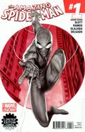 Amazing Spider-Man (2014 3rd Series) 1LECOMIX.B&W