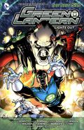Green Lantern Lights Out HC (2014 DC Comics The New 52) 1-1ST