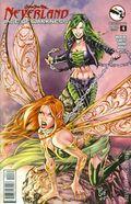 Grimm Fairy Tales Neverland Age of Darkness (2014 Zenescope) 4C