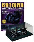 Batman Automobilia: The Definitive Collection of Batman Vehicles (2013- Eaglemoss) Figurine and Magazine #34