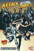 Attack of the Alterna Zombies GN (2009) FCBD 1-1ST