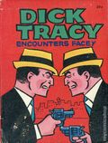 Dick Tracy Encounters Facey (1967 Whitman BLB) 2001