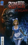 Zombie Fairy Tales Deadlands (2014 Antarctic Pres) 1