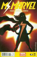 Ms. Marvel (2014 3rd Series) 2D