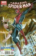 Amazing Spider-Man (2014 3rd Series) 1MAXIMUM