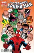 Amazing Spider-Man (2014 3rd Series) 1BNW/LO