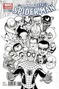 Amazing Spider-Man (2014 3rd Series) 1BNWB&W