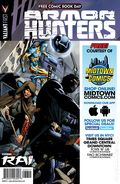 Armor Hunters (2014 Valiant) FCBD 0MIDTOWN