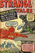 Strange Tales (1951-1976 1st Series) UK Edition 105UK