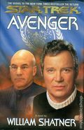 Star Trek Avenger HC (1997 Novel) 1-REP