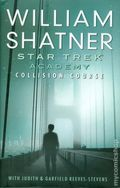 Star Trek Academy Collision Course HC (2007 Novel) 1-1ST